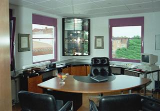 Chefbüro - Individuelle Möbelgestaltung