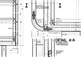 Werkplan - Möbeldesign