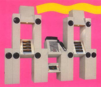 Display Systemboxen - Anbau- u. Aufbauelemente