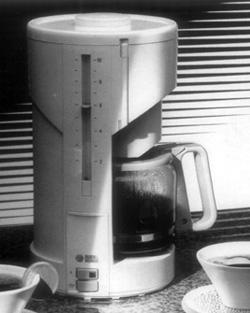 Kaffeeautomat - Designmodell