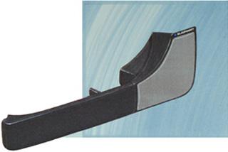 Pkw-Türtasche mit Lautsprecherbox - Rendering
